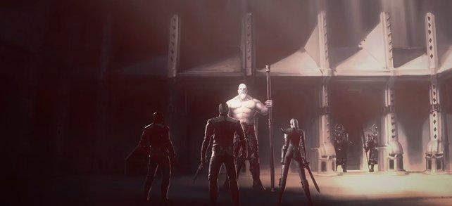 In Wolcen spielt ihr einen der drei Schüler von Hochinquisitor Heimlock, der die Welt von allem Dämonischem befreien will.