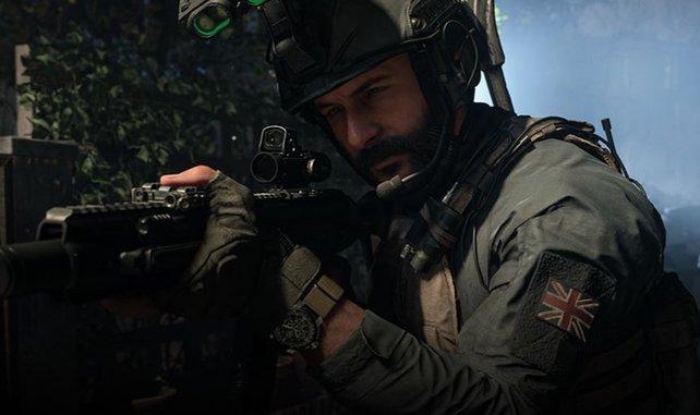 CoD: Modern Warfare erreicht für viele Spieler eine kritische Masse.