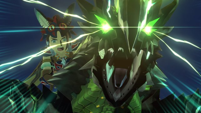 Reitet Monster und besiegt eure Feinde!