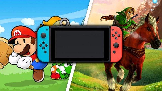 Nintendo-Fans haben gesprochen: Das sind die Spiele, die unbedingt eine Fortsetzung brauchen.