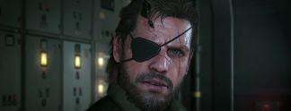 "Metal Gear Solid 5 - The Phantom Pain: ""PS4 Pro""-Patch jetzt erhältlich"