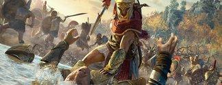 Assassin's Creed - Odyssey: Auch für die Switch, aber mit einem Haken