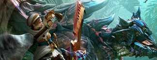 Hollywood dreht einen Film zu Monster Hunter