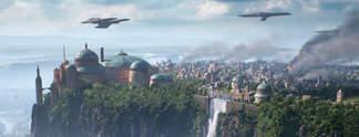 Panorama: Star Wars Battlefront 2: Das vielleicht schönste Laub der Videospielgeschichte