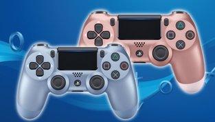 Holt euch zwei PS4-Controller von den neuen Special Editions