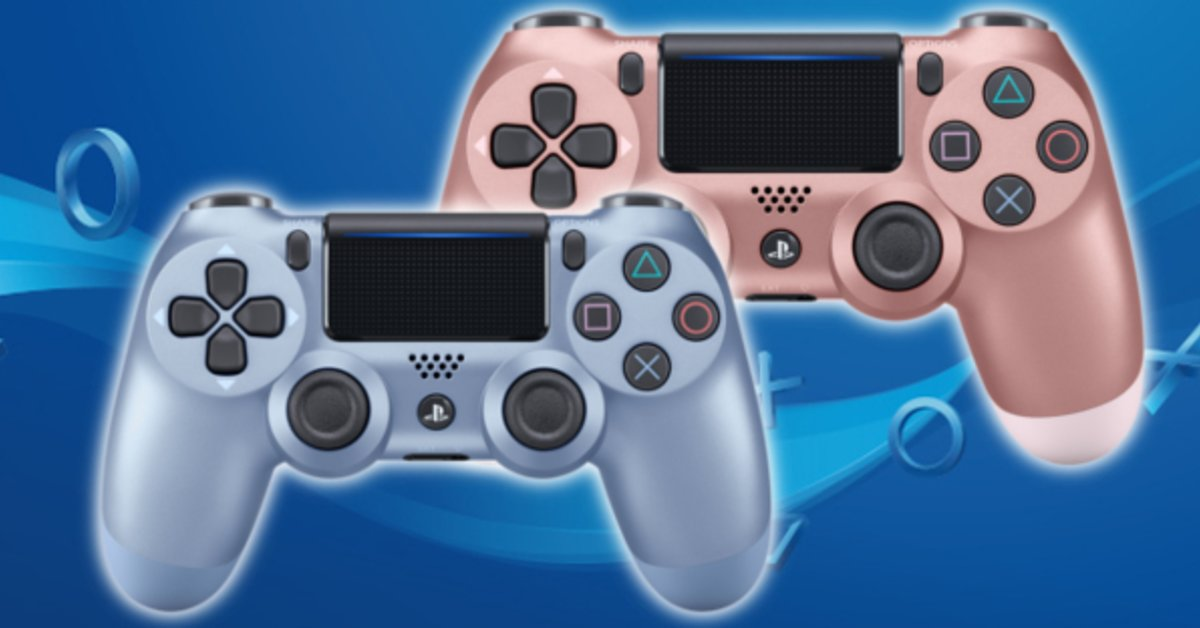 Gewinnspiel | Holt euch zwei PS4-Controller von den neuen Special Editions