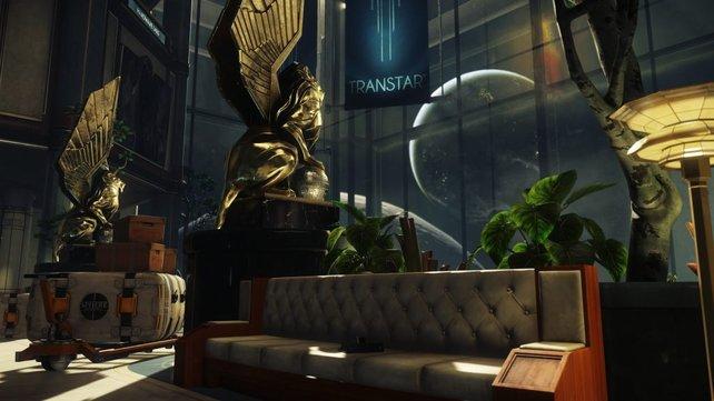 Die Raumstation Talos 1 birgt viele Geheimnisse!
