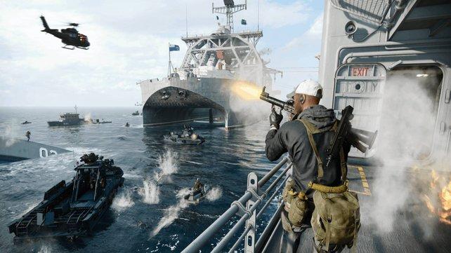 Raketen und andere Explosionen: Ein Perk in Call of Duty: Black Ops Cold War lässt sie euch fast ignorieren.
