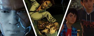 Das Aussterben interaktiver Filme: Warum Dontnod und Quantic Dream das Telltale-Studio überlebten