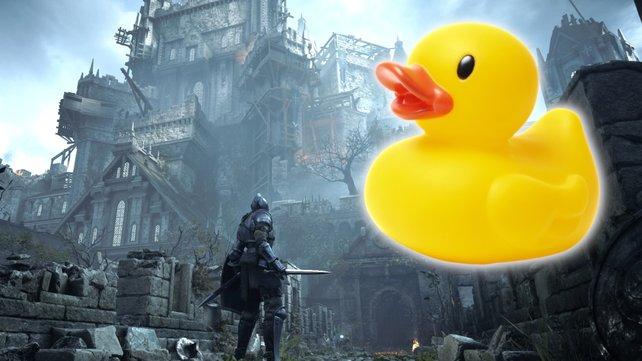 Demon's Souls ist auf Enten angewiesen. Bildquelle: Getty Images/ ajt