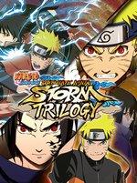 Naruto Shippuden-Ultimate Ninja Storm Trilogy