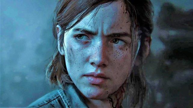 Ellie beeindruckt in The Last of Us 2 mit einigen Hammer-Moves.