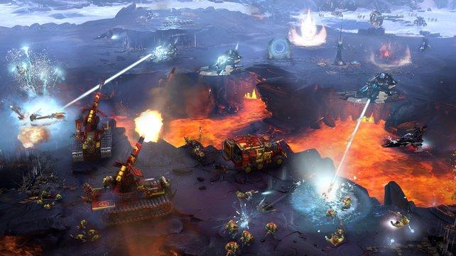 Ork-Einheiten sind im Dutzend billiger, trotzdem sind die Grünhäute definitiv kein Kanonenfutter.
