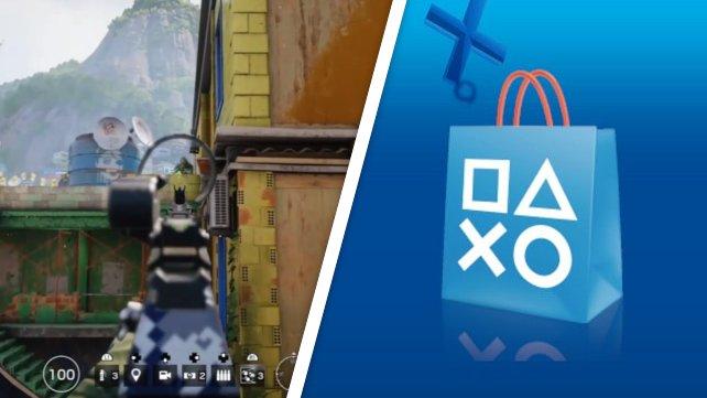 Rainbow Six: Siege (Deluxe Edition) für 8,99 Euro im PlayStation Store