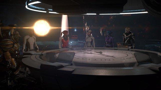 In den Tipps und Tricks dürfen die Begleiter in Mass Effect - Andromeda nicht fehlen.