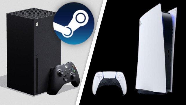 Steam-Chef Gabe Newell spricht sich klar für Xbox Series X aus.