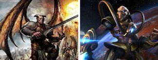 Alte Eisen: Diese Games faszinieren Spieler seit Jahrzehnten - Das sind ihre Geschichten