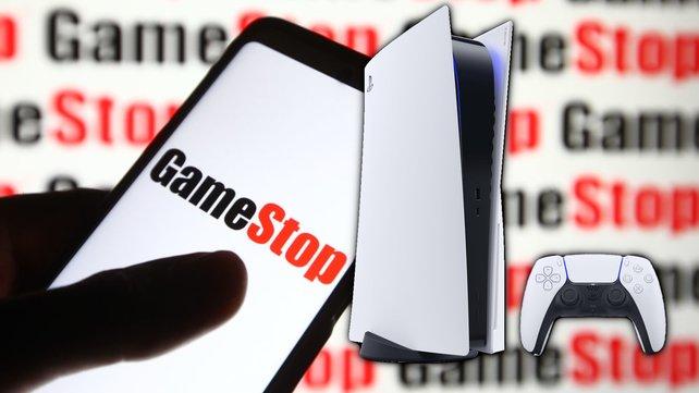 Ihr könnt die PS5 jetzt mit Terminvergabe vor Ort in den GameStop-Stores kaufen. Bildquelle: SOPA Images / Kontributor.