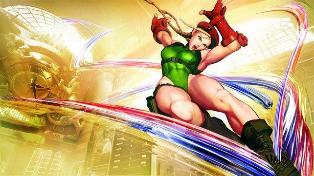 Das Outfit der Kämpferin Cammy ist für das US-Fernsehen zu knapp.