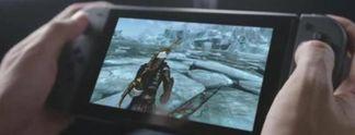 The Elder Scrolls 5 - Skyrim: Die Nintendo Switch im großen Grafikvergleich