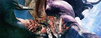 Monster Hunter - World: Crossover mit Final Fantasy 14 startet im August
