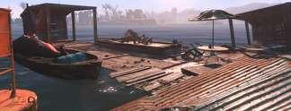 Fallout 4: Spieler verbringt 30 Stunden unter Wasser, damit ihr es nicht müsst