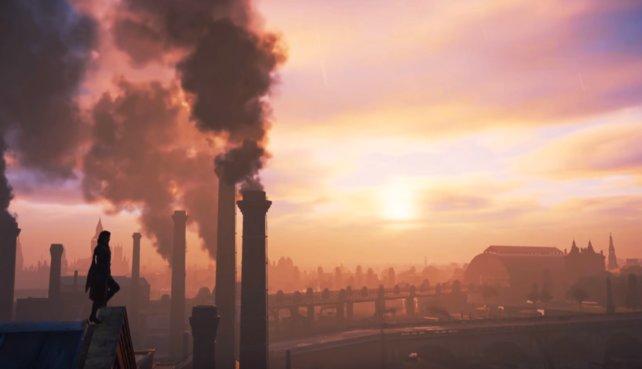 Das industrielle London