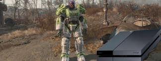 Fallout 4: Mod-Unterstützung für die PlayStation 4 auf unbestimmte Zeit verschoben