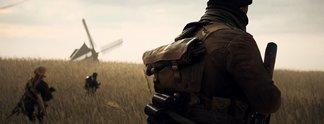 Battlefield 1: Spieler gedenken dem Ende des Ersten Weltkriegs