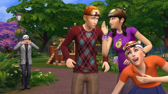 Die Sims-Reihe mit all ihren Erweiterungen ist eine der beliebtesten Spiele im Angebot von EA.