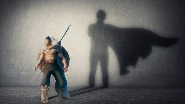 Einige Valheim-Spieler sind echte Helden. (Bild: Iron Gate//Getty Images/Bullat Silvia)