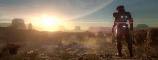 Tests: Mass Effect - Andromeda: Gummigesichter in einer neuen Galaxie