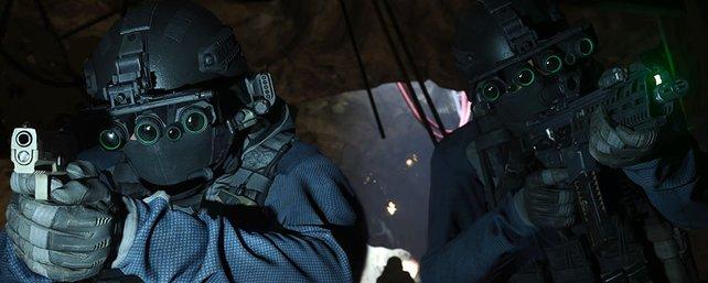 CoD: Modern Warfare ist wohl mit einer authentischen Story ausgestattet.