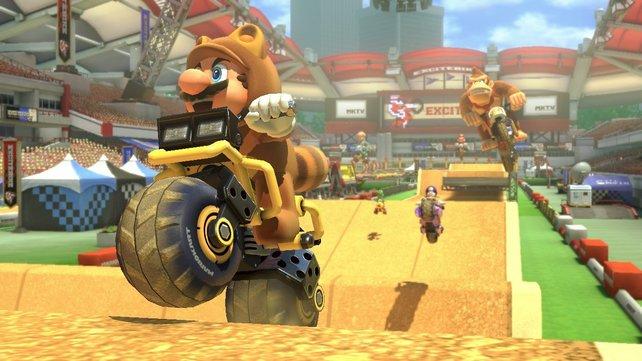 Für jede Konsole erschien bisher immer nur ein Mario Kart. So wird der Vorgänger nicht entwertet.