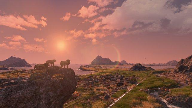 """Mit """"Land der Löwen"""" folgt bereits der sechste DLC für Anno 1800 und ist Bestandteil der Season 2."""
