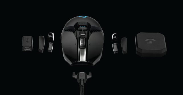 Mit im Paket ist die Logitech G900 - eine Gaming-Maus der Extraklasse im Wert von knapp 180 Euro.