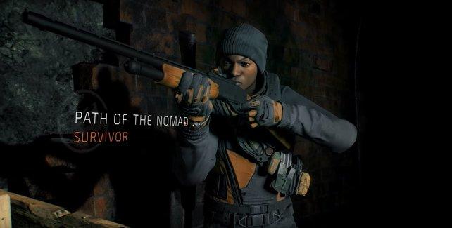 Gear-Set: Weg des Nomaden