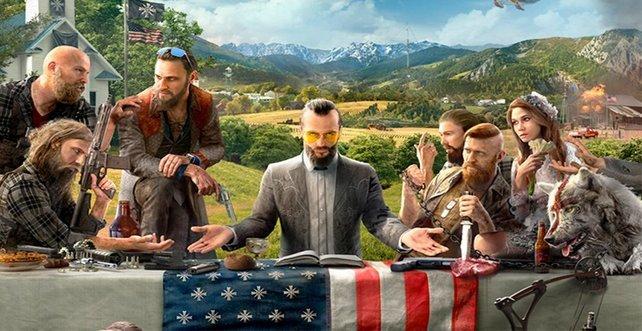 Far Cry 5: Kopierschutz nach 19 Tagen geknackt