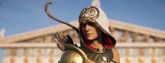 Assassin's Creed - Odyssey: Spieler finden fragwürdige Änderungen nach neuem Patch