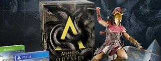Gewinnspiel: Holt euch die Medusa-Edition von Assassin's Creed - Odyssey - **UPDATE: 4.10.2018**