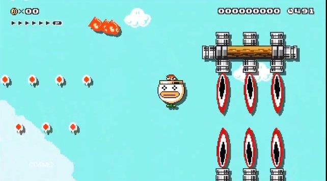 Viele Levels scheinen die Mario-Regeln zu brechen, andere führen sie mit bauernschlauer Chuzpe ad absurdum - und wieder andere ordnen sich ihnen hochachtungsvoll unter.