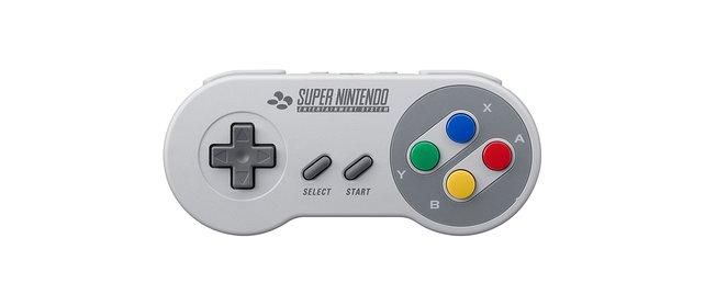 Ganz nahe am Original: Der SNES-Controller für Switch