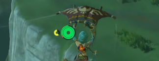 Zelda - Breath of the Wild: Spieler gleitet über 20 Minuten in der Luft
