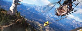Far Cry 5: Neues Update bringt New Game+ Modus und mehr