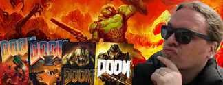 """Kolumnen: Doom, Schrotflinte und Pixelblut - """"Wie ein Spiel mein Leben verändert hat"""""""