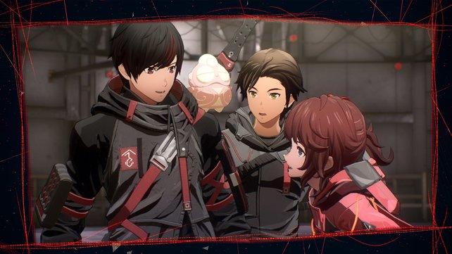 Scarlet Nexus im Test: Die richtige Mischung machts. Bild: Bandai Namco