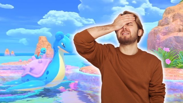 Das nervigste Problem der Switch macht auch vor New Pokémon Snap nicht Halt. Bildquelle: Getty Images/ Khosrork