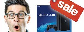 Schnell sein lohnt sich: PS4 Pro bei Media Markt um 100 Euro reduziert