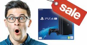 PS4 Pro bei Media Markt um 100 Euro reduziert