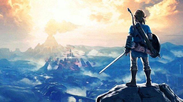 News | Warterei auf Breath of the Wild 2: Zelda-Fans basteln gewaltigen DLC